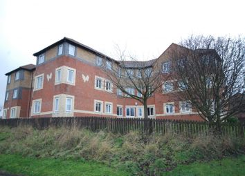 Thumbnail 2 bed flat to rent in Sandringham Court, Sheriffs Close, Felling, Gateshead