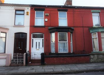 Thumbnail 3 bed terraced house for sale in Welbeck Avenue, Liverpool