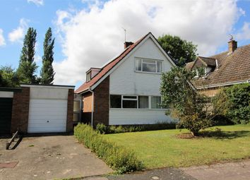 Thumbnail 4 bed detached house for sale in Farley Way, Stevington, Bedford
