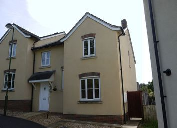 Thumbnail 4 bed semi-detached house to rent in Clockhouse View, Street