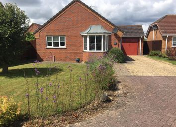 Thumbnail 2 bed bungalow to rent in Midsummer Gardens, Long Sutton, Spalding