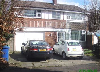 Thumbnail 4 bed detached house for sale in Deane Close, Manchester