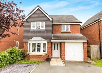 Thumbnail 4 bed detached house to rent in Heritage Way, Llanymynech
