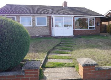 Thumbnail 3 bed detached bungalow for sale in Willow Road, Downham Market