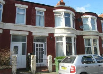 Thumbnail 3 bed terraced house to rent in Walsingham Road, Wallasey