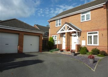 Thumbnail 2 bed property to rent in Old House Road, Newbold, Chesterfield, Derbyshire