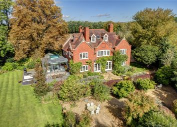 Thumbnail 6 bedroom detached house for sale in Ruscombe, Reading, Berkshire