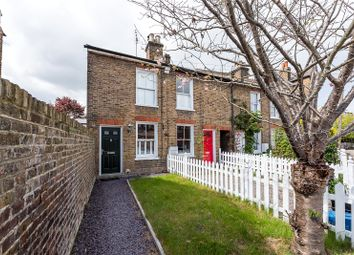 Thumbnail 2 bedroom end terrace house for sale in Grosvenor Road, Twickenham