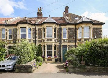Thumbnail 4 bed terraced house for sale in Surrey Road, Bishopston, Bristol