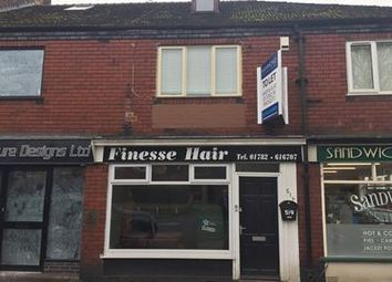 Thumbnail Retail premises to let in Ground Floor Shop, 519 Etruria Road, Stoke-On-Trent, Staffordshire