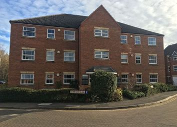 Thumbnail 2 bed flat for sale in Clarkson Close, Nuneaton