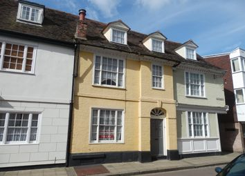 Thumbnail Town house to rent in Church Street, Harwich