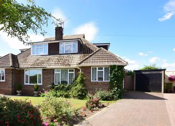 Thumbnail 3 bed semi-detached bungalow for sale in Sterling Road, Sittingbourne, Kent