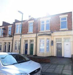 Thumbnail 3 bed flat to rent in Selbourne Street, South Shields