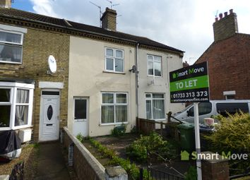 Thumbnail 3 bed terraced house to rent in Lincoln Road, Peterborough, Cambridgeshire.