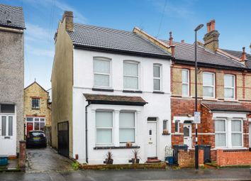 Thumbnail 3 bed end terrace house for sale in Abbey Road, Croydon, Surrey