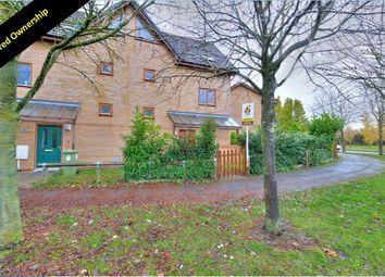 Thumbnail 3 bed semi-detached house for sale in Dunthorne Way Grange Farm, Milton Keynes