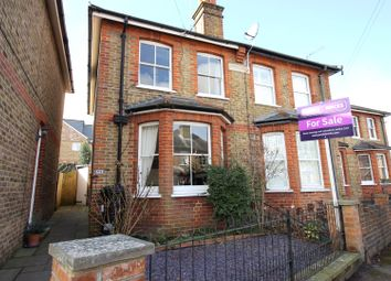 Thumbnail 3 bedroom semi-detached house for sale in Grove Road, Ashtead