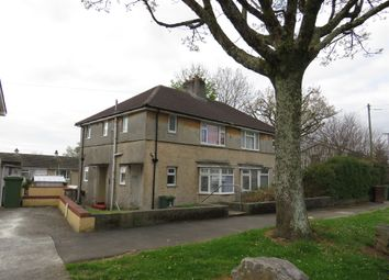 Thumbnail 1 bedroom flat for sale in Blandford Road, Efford, Plymouth
