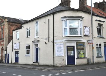 Thumbnail 2 bed flat for sale in Middle Street North, Driffield