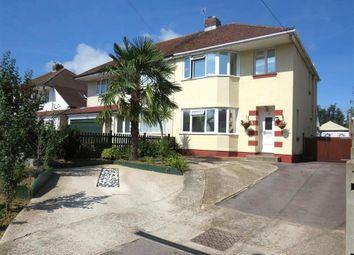 Thumbnail 3 bed semi-detached house for sale in Hammonds Lane, Totton, Southampton