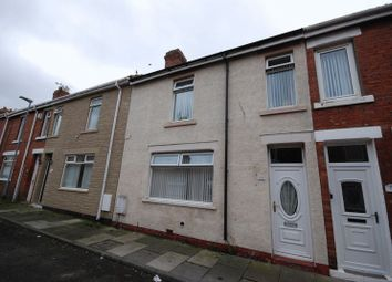 Thumbnail 2 bed terraced house for sale in Marine Street, Newbiggin-By-The-Sea