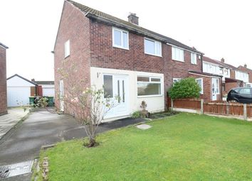 Thumbnail 2 bed semi-detached house for sale in Coniston Road, Fulwood, Preston, Lancashire