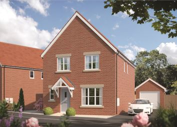 Thumbnail 4 bedroom detached house for sale in Wotton Road, Charfield, Bristol