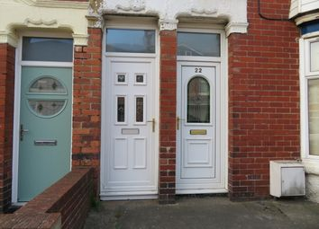 Thumbnail 2 bed maisonette to rent in Leighton Street, South Shields