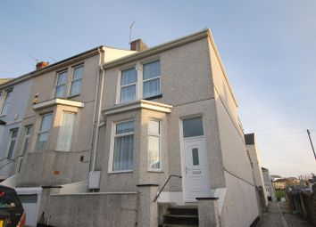 Thumbnail 2 bed end terrace house for sale in Third Avenue, Camels Head, Plymouth