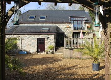 Thumbnail 3 bed barn conversion for sale in Bittaford, Ivybridge, Devon