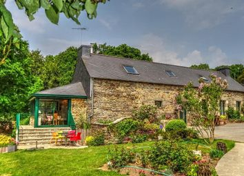 Thumbnail 3 bed equestrian property for sale in Plelauff, Côtes-D'armor, 22570, France