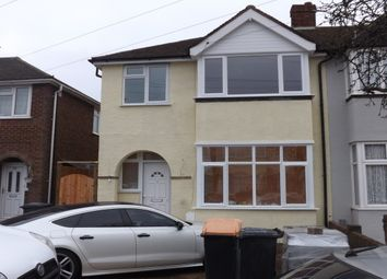 Thumbnail 3 bed property to rent in Winchester Road, Shortstown, Bedford