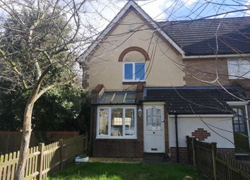 Thumbnail 2 bed terraced house to rent in Woodley, Reading