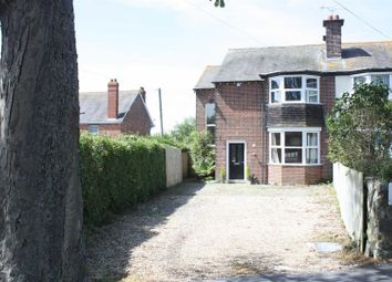 Thumbnail 4 bed semi-detached house for sale in Carlton Road North, Weymouth