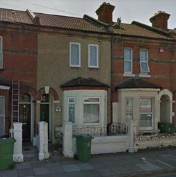 Thumbnail 1 bed terraced house to rent in Clive Road, Portsmouth