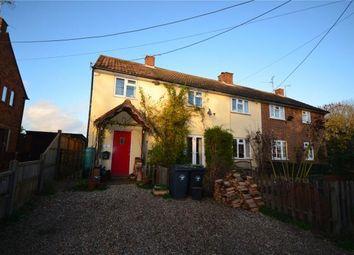 Thumbnail 4 bed semi-detached house for sale in Howe Close, Catmere End, Saffron Walden, Essex