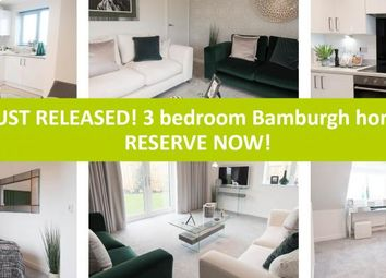 "Thumbnail 3 bed property for sale in ""The Bamburgh At Willow Heights"" at School Street, Thurnscoe, Rotherham"