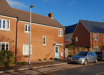 Thumbnail 3 bed property for sale in Tiverton Road, Cullompton