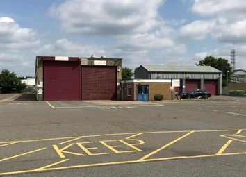 Thumbnail Industrial for sale in Saville Road, Westwood, Peterborough