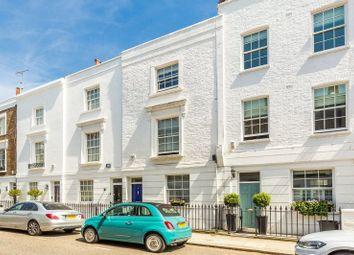 Thumbnail 5 bedroom terraced house for sale in Radnor Walk, Chelsea, London