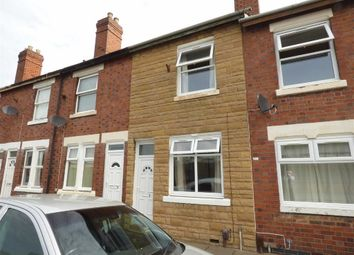 Thumbnail 2 bed terraced house for sale in Oldfiled Street, Fenton, Stoke-On-Trent