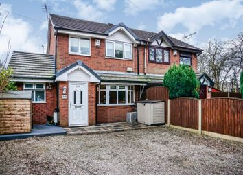 Thumbnail 3 bed semi-detached house for sale in Manchester Road, Warrington
