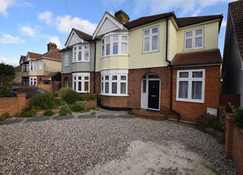 Thumbnail 5 bedroom semi-detached house for sale in Southend Road, Grays, Essex
