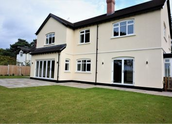 Thumbnail 4 bed detached house to rent in 36 West Road, Northwich