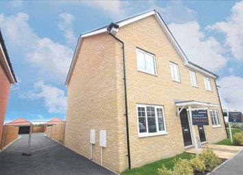 Thumbnail 3 bed semi-detached house for sale in The Cherry, Henderson Park, Landermere Road, Thorpe-Le-Soken