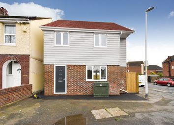 Thumbnail 3 bed detached house for sale in Warren Road, Folkestone