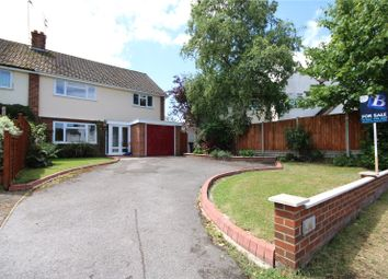 Thumbnail 4 bedroom semi-detached house for sale in Elm Road, Chelmsford, Essex