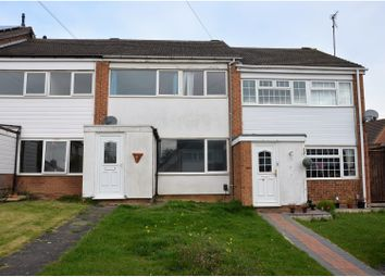 Thumbnail 3 bedroom terraced house for sale in Oakham Close, Rushden