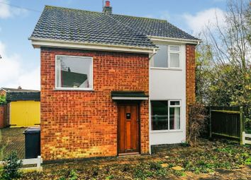 Thumbnail 3 bed detached house for sale in Glendon Close, Asfordby, Melton Mowbray